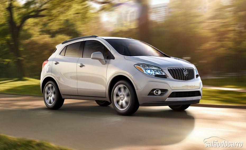 GM anuncia recall do Buick Encore nos EUA