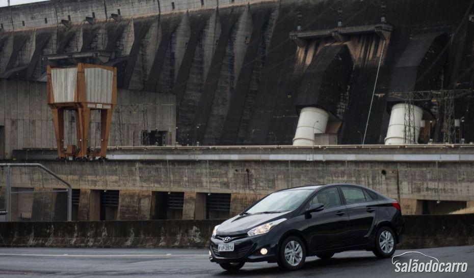 Hyundai anuncia preços mais baixos para HB20 sedan