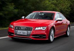 Audi S7 Sportback chega ao Brasil