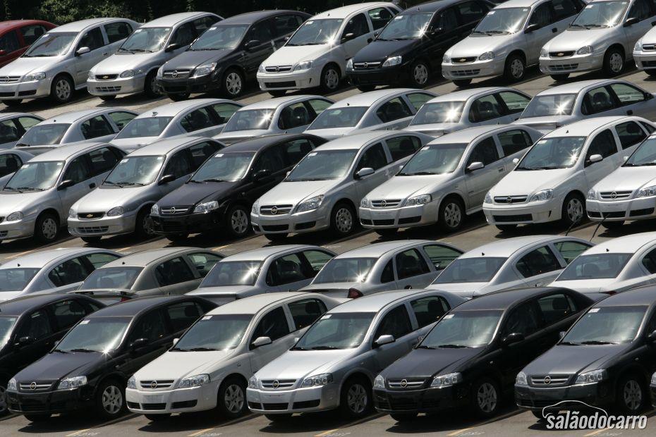 Brasil cai uma posição e é quinto em tamanho do mercado automotivo