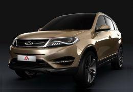 Mitsubishi e Chery antecipam novidades de Xangai