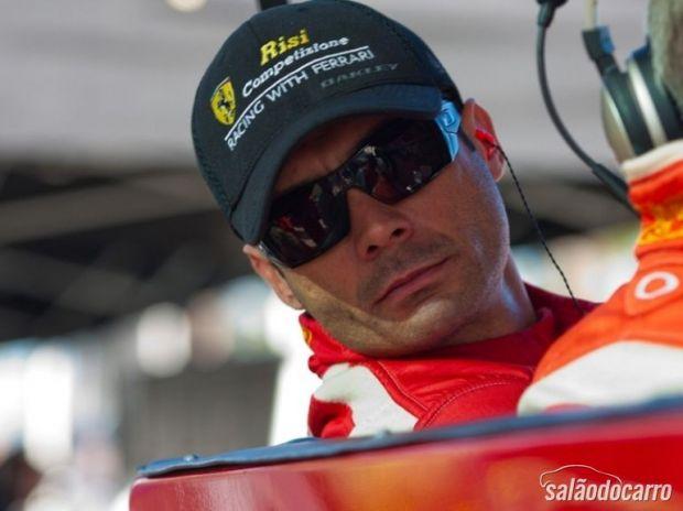 Ex-piloto da Ferrari é preso depois de perseguição
