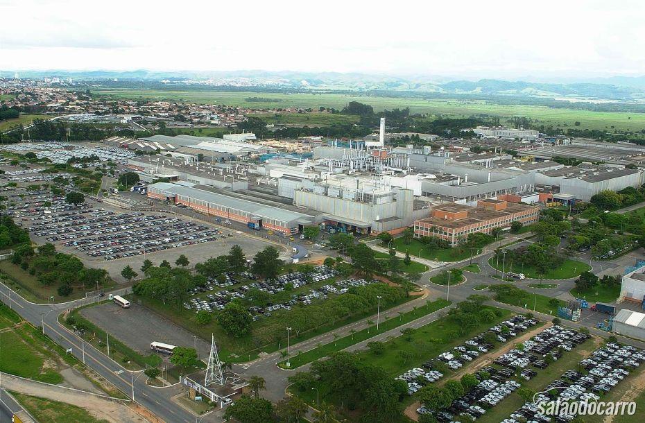 GM pode instalar mais uma linha de produção em São José dos Campos (SP)