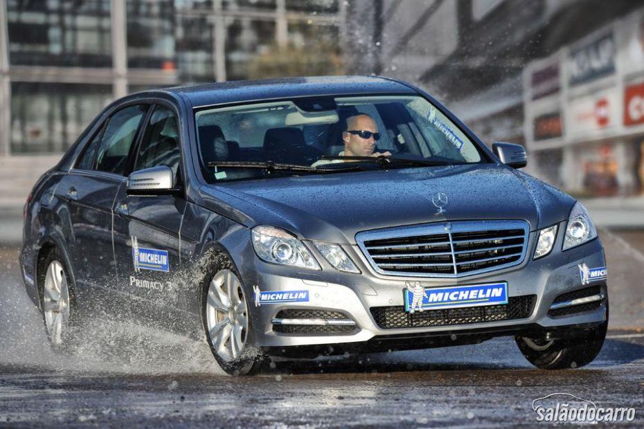 Michelin lança pneus que prometem melhor frenagem