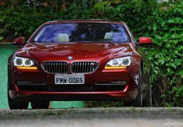 Teste da BMW 650i Série 6