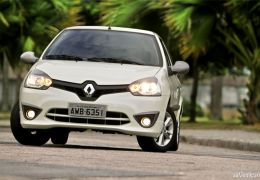 Teste do Renault Clio Expression 1.0 16V