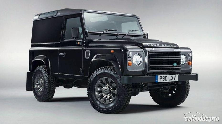 Land Rover lança edição especial do Defender