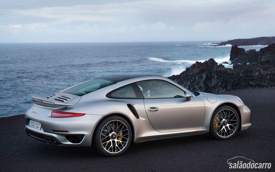Porsche 911 Turbo e Porsche 911 Turbo S