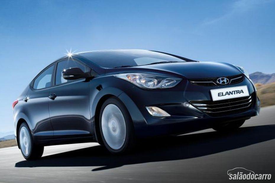 Hyundai Elantra 2.0 Flex