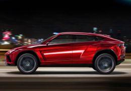 Lamborghini confirma Urus para 2017