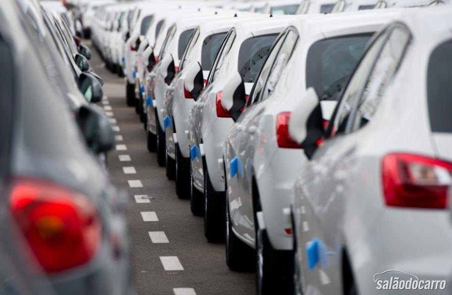 Brasil é o 5º país que mais vende automóveis no 1º trimestre deste ano