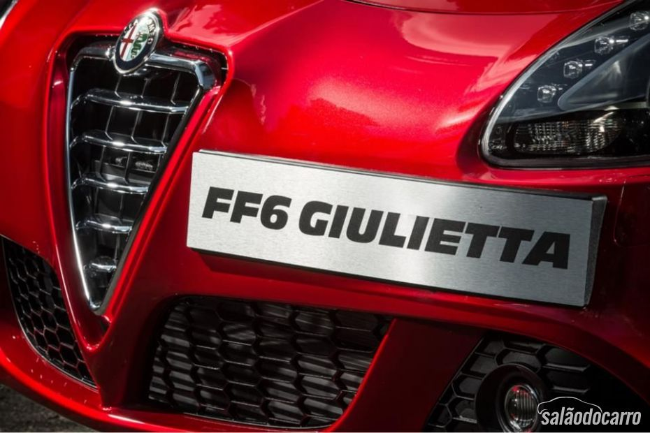 Alfa Romeo anuncia Giulietta Fast & Furious 6 Limited Edition