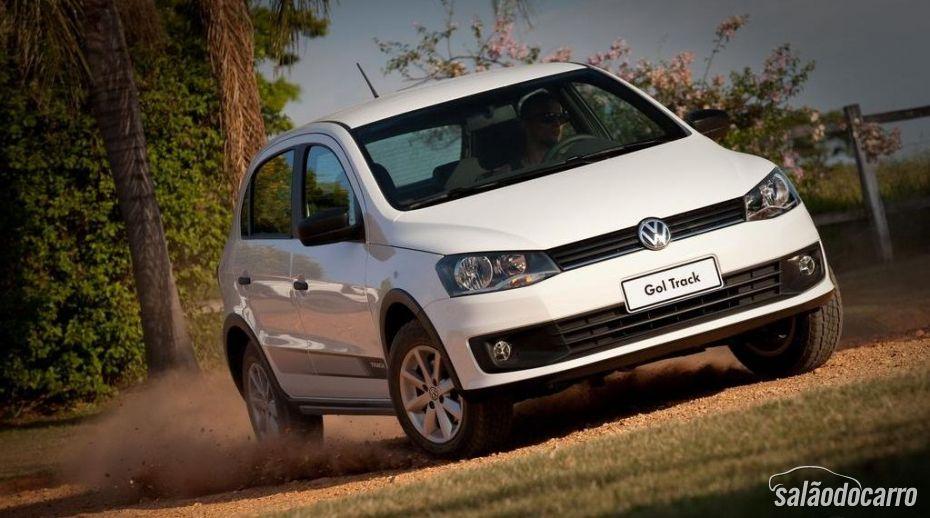 VW lança Gol 1.0 Track