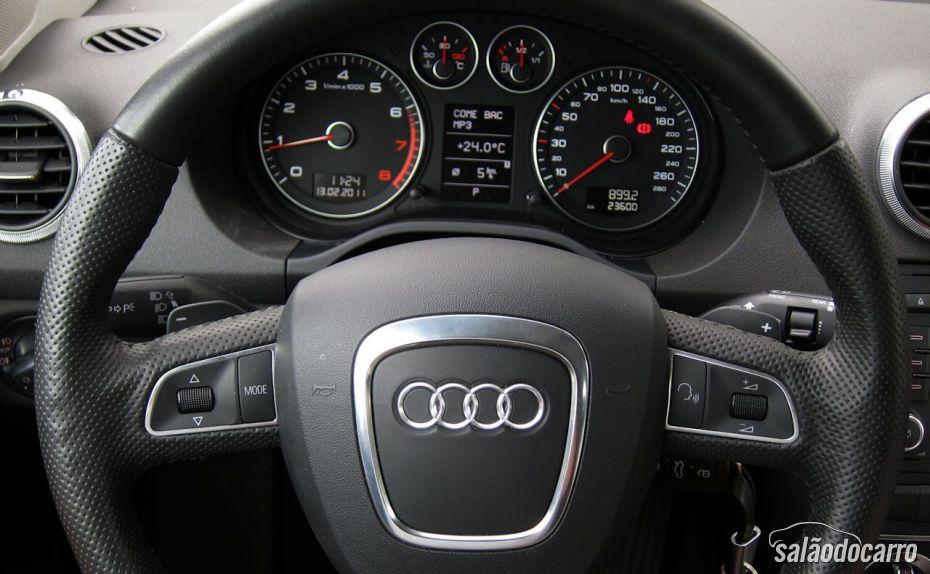 Audi A3 Sport será lançado por R$ 115 mil