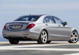 Mercedes confirma Classe S em quatro versões