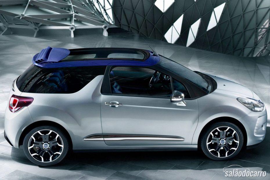 Citroën confirma lançamento do DS3 Cabrio na Argentina para este ano