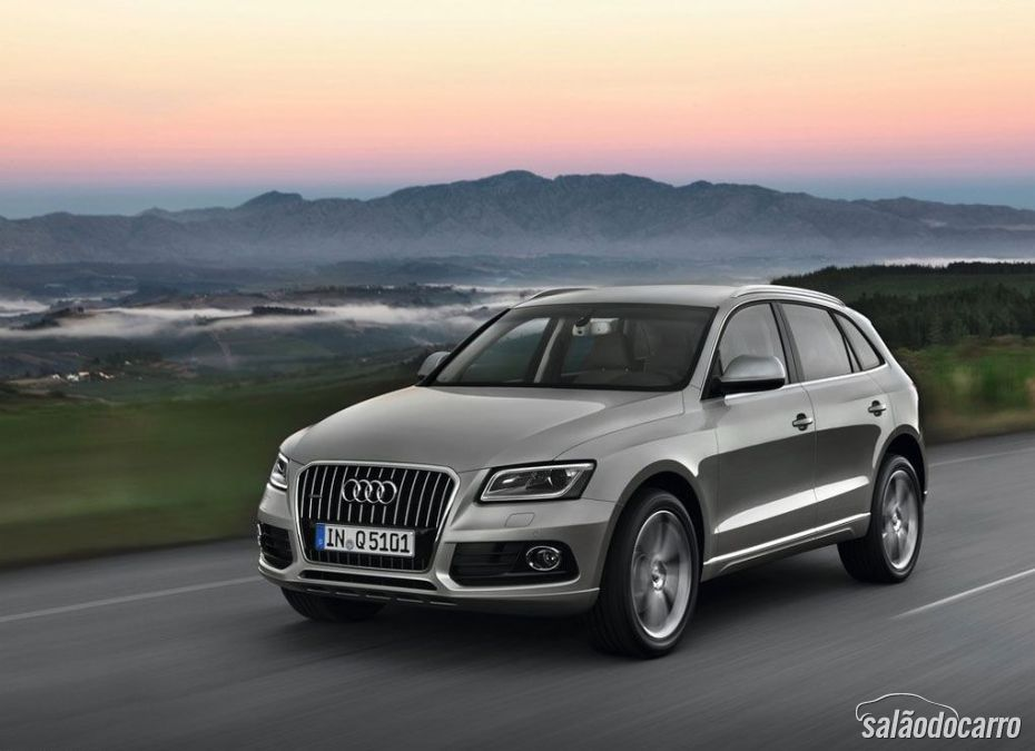 Audi Q5 Ambition chega ao Brasil
