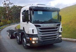 Primeiras impressões do Scania P310