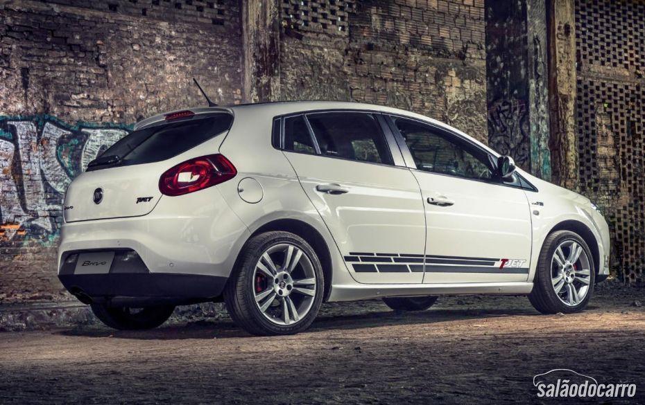 Fiat mostra o seu Bravo 2014