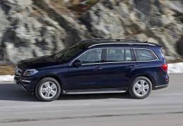 Mercedes apresenta novidades da Classe GL