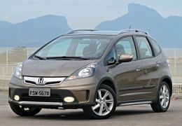 Teste do Honda Fit Twist