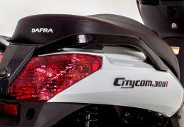 Dafra lança Citycom 300i 2014