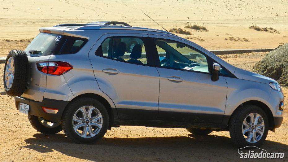 Ford poderá lançar EcoSport nos Estados Unidos