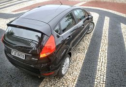 Teste do novo Ford Fiesta Hatch Titanium