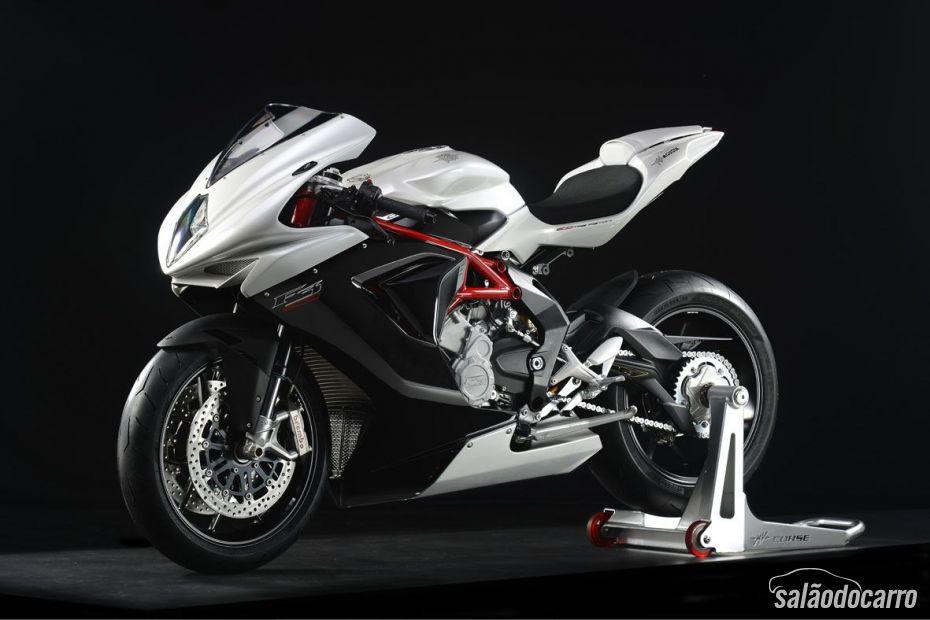 MV Agusta apresenta F3 800