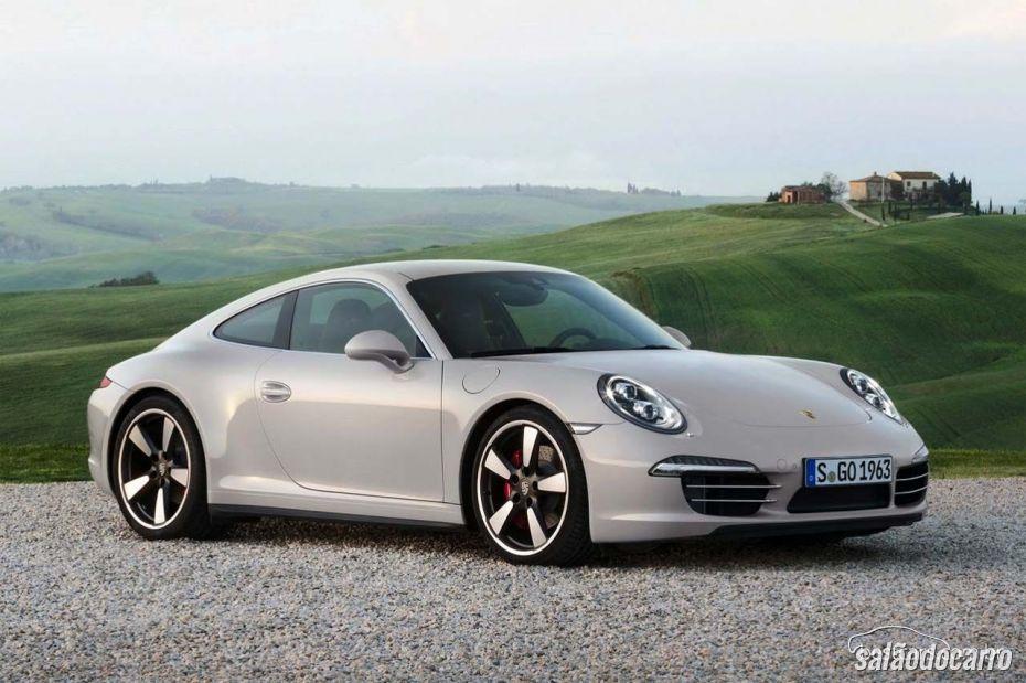 Porsche apresenta edição especial do 911