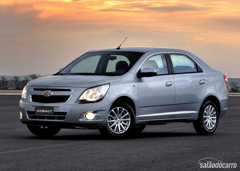 Chevrolet Cobalt será chamado para recall, garante justiça do RJ