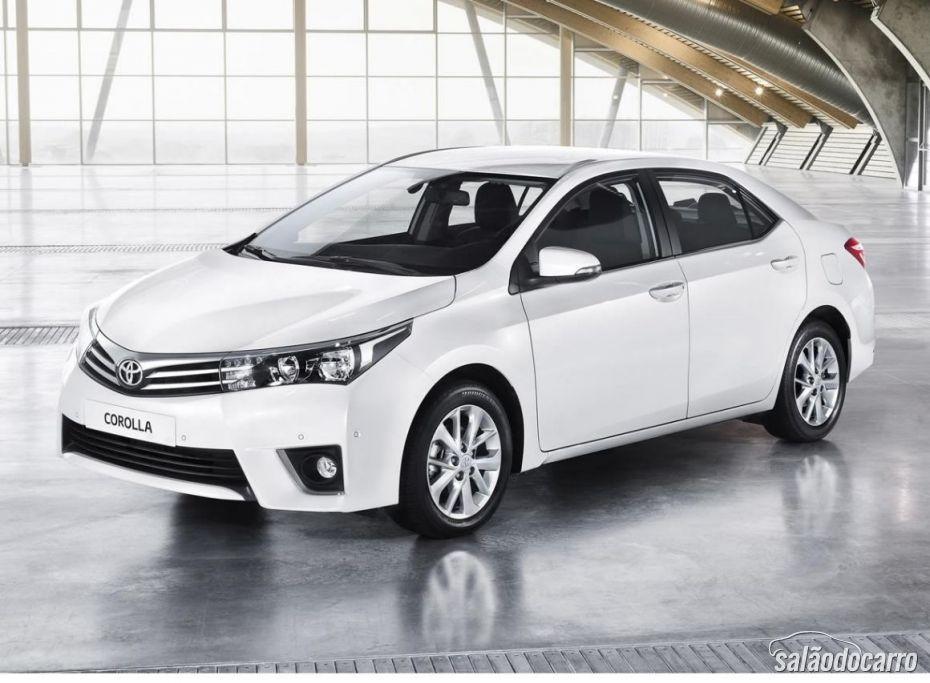 Toyota apresenta também nova geração do Corolla Europeu