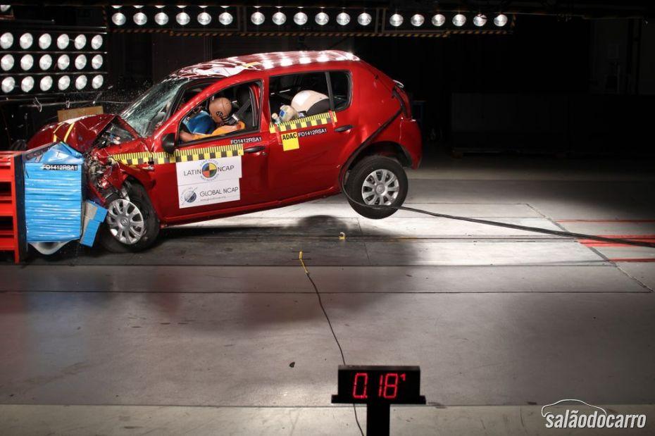 Brasil terá laboratório de testes de segurança de veículo