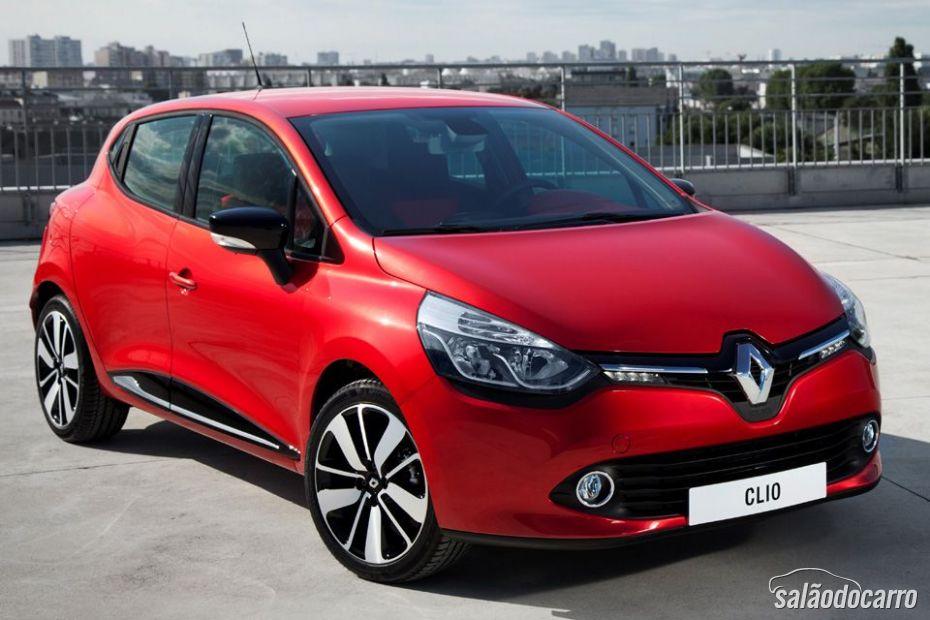 Renault confirma Clio IV na Argentina