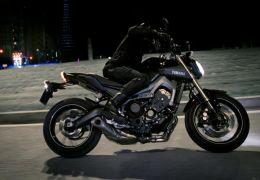 Yamaha lança MT-09