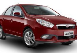 Fiat anuncia Palio e Grand Siena 2014