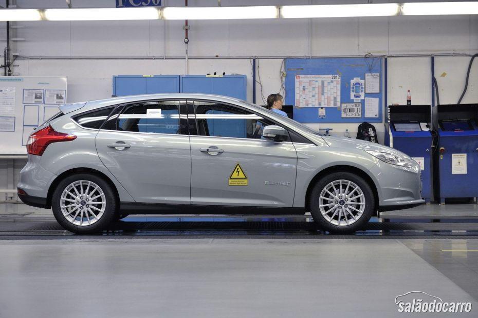 Focus Electric começa a ser produzido na Europa