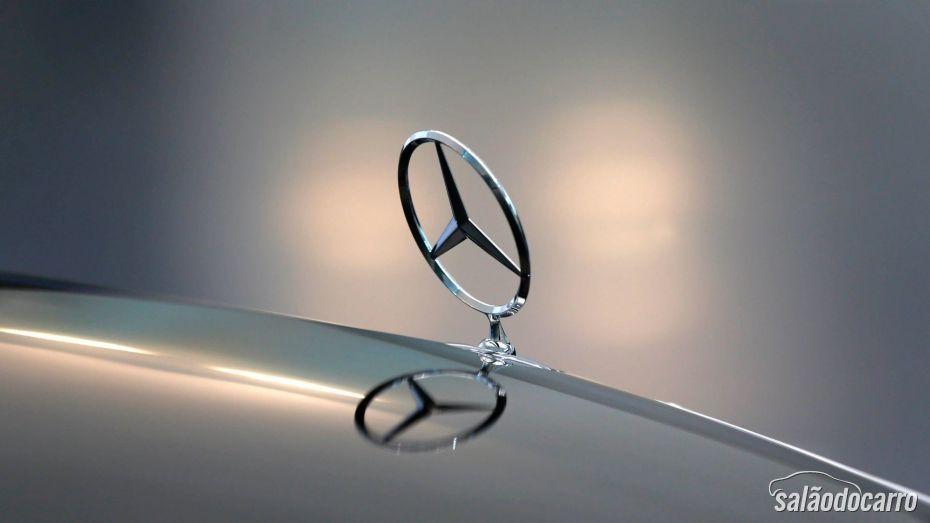 Mercedes anuncia início da produção do Classe S