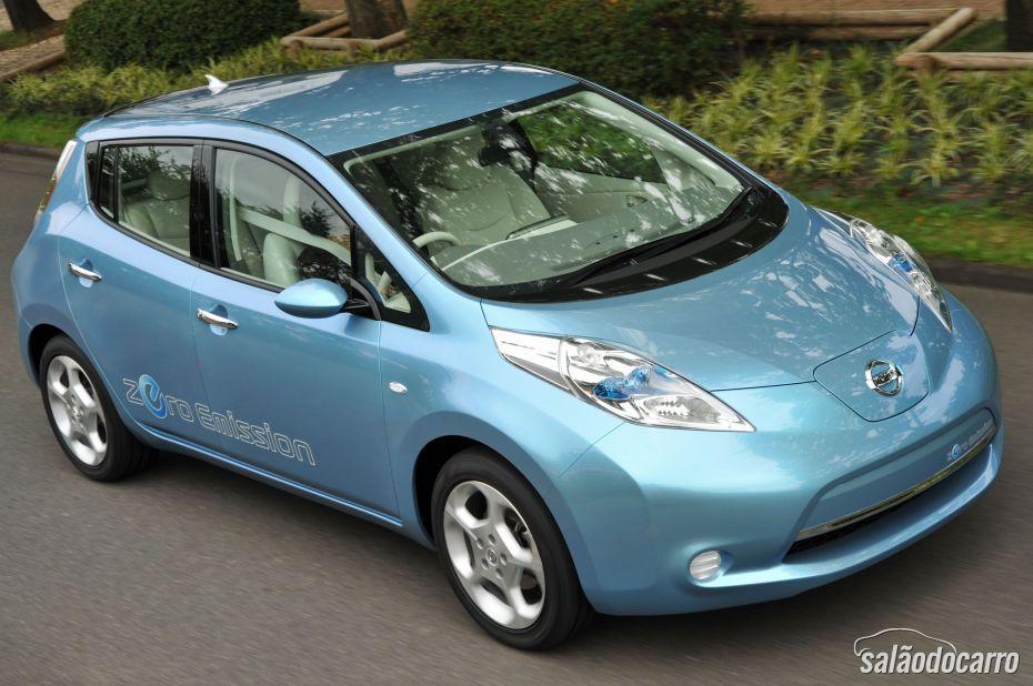 Renault-Nissan anuncia parceria com Governo do RJ para carro elétrico