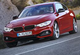 BMW anuncia produção do Série 4 Cupê