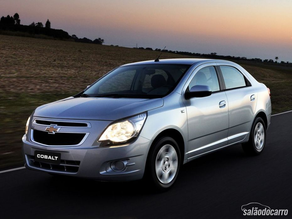 Chevrolet anuncia sistema multimídia para Cobalt 2014