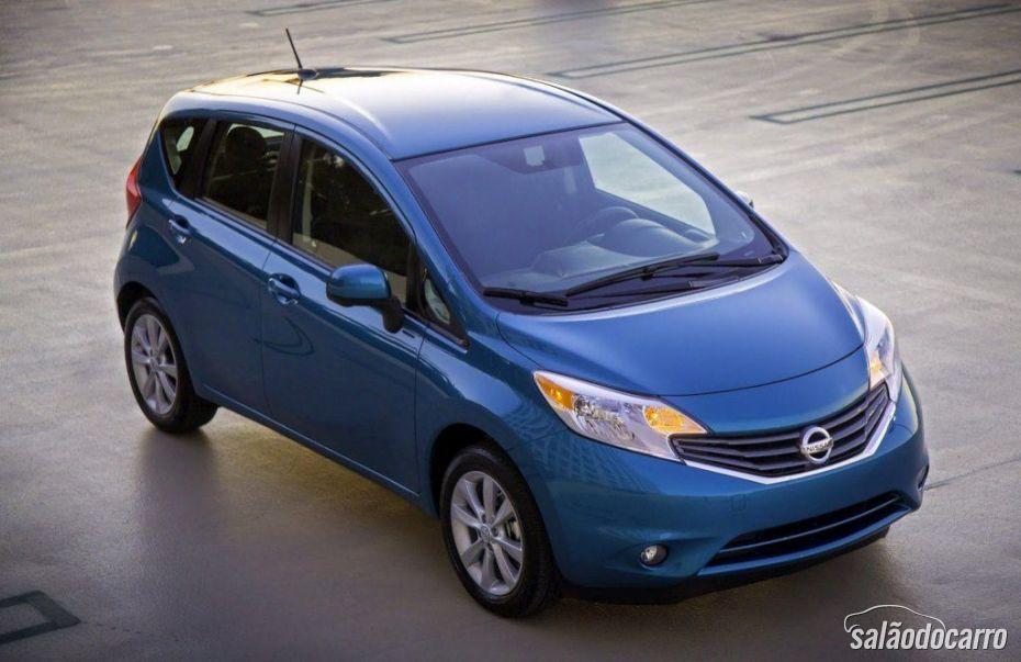 Nissan Note é lançado nos Estados Unidos
