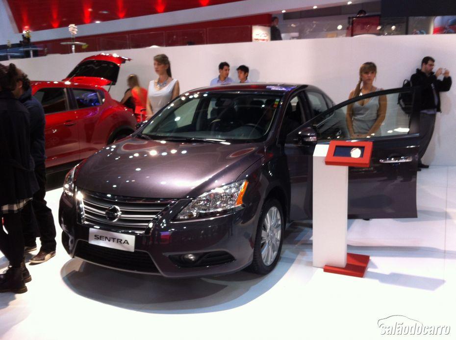 Nissan apresenta futuros lançamentos brasileiros em Buenos Aires