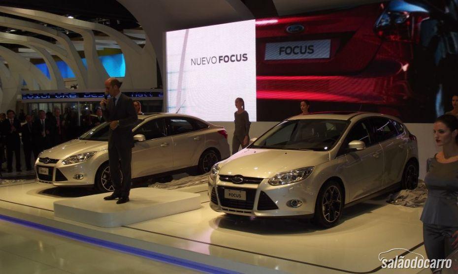 Novo Focus é apresentado no Salão de Buenos Aires