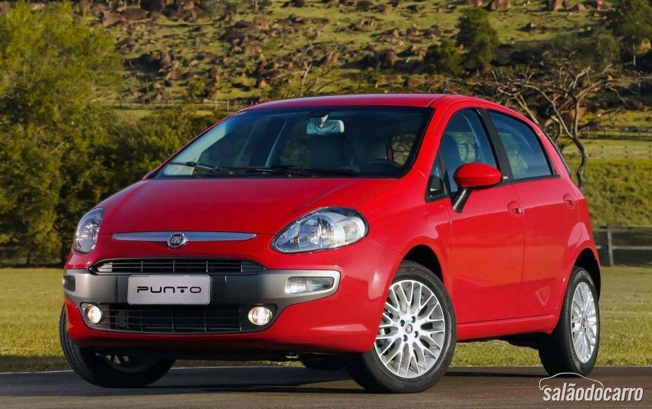 Fiat lança Punto 2014