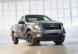 Ford anuncia F-150 versão Tremor