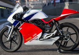 Honda cria versão esportiva do CG 150 Titan