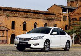 Honda lança nova geração do Accord