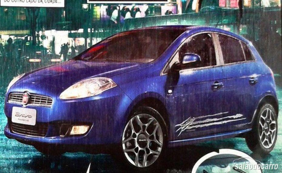 Fiat anuncia Bravo edição especial Wolverine
