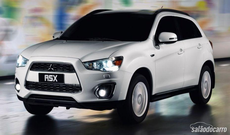Mitsubishi lança ASX nacional